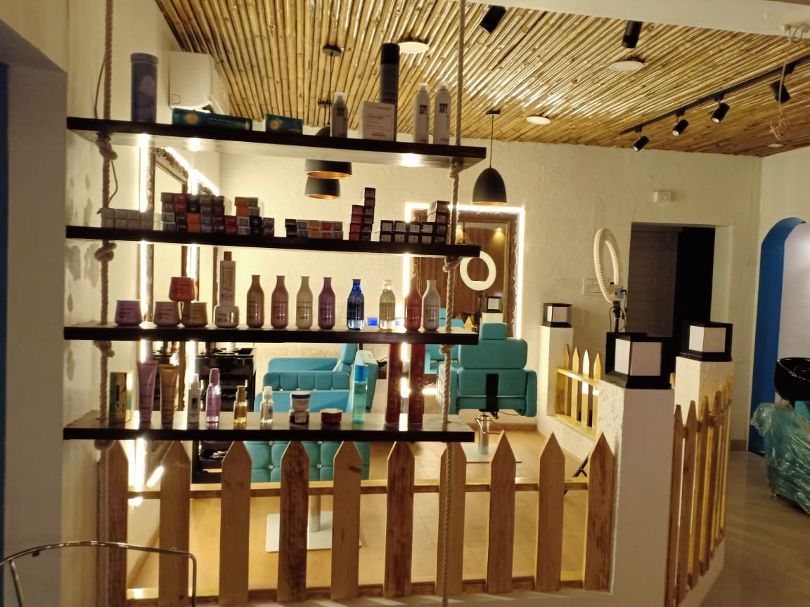Luxury Spa & Salon in Baner Pune